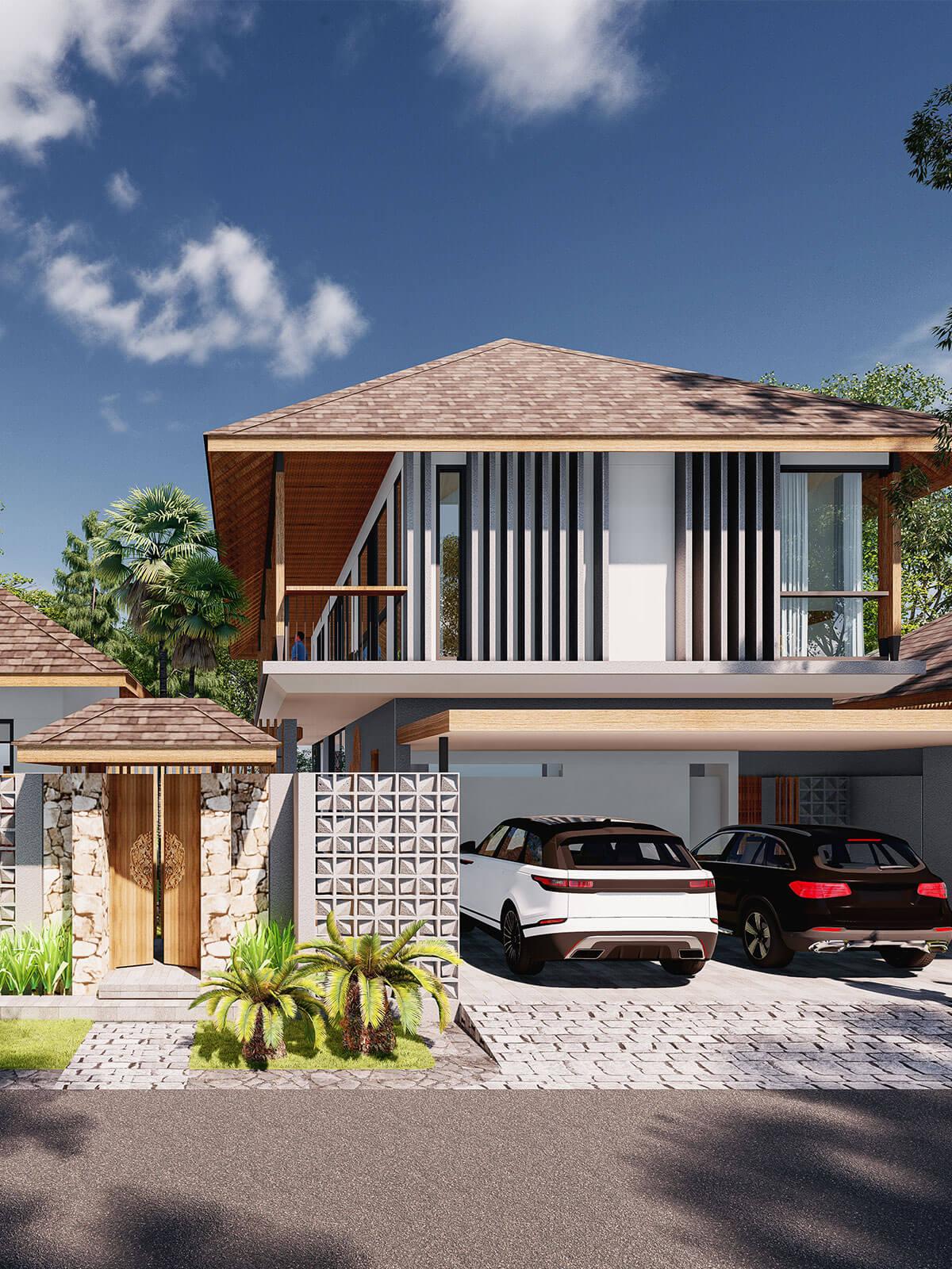 Villa Endek
